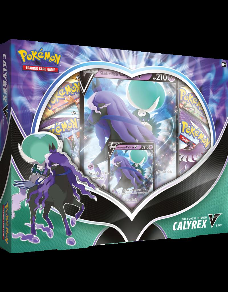 The Pokémon Company Shadow Rider Calyrex V: August V Box Pokemon