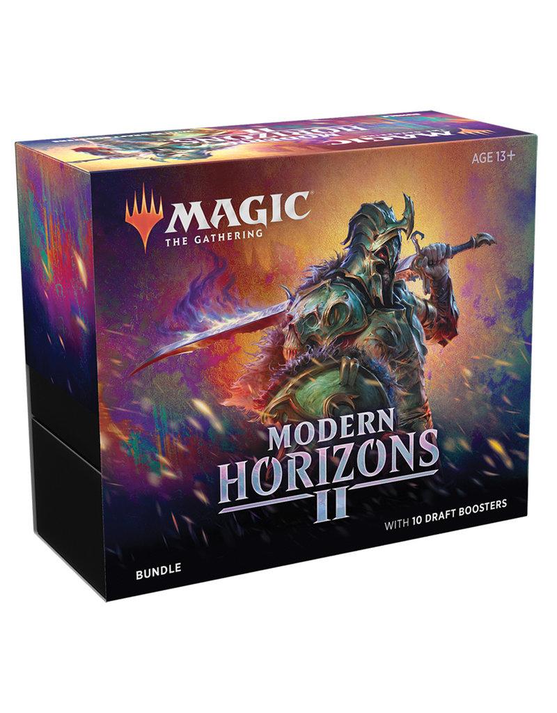 Magic The Gathering Modern Horizons 2 Bundle MTG