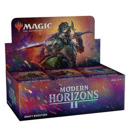 Magic The Gathering Modern Horizons 2 Draft Booster Box MTG
