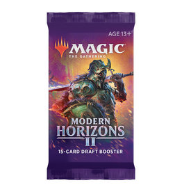 Magic The Gathering Modern Horizons 2 Draft Booster Pack MTG