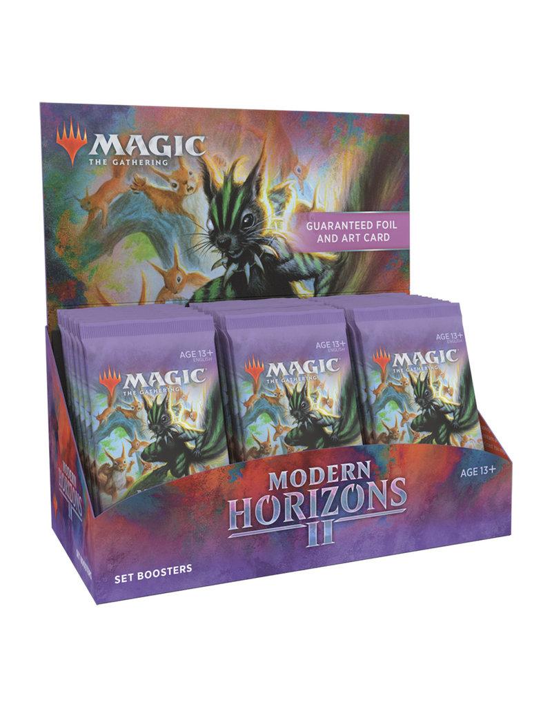 Magic The Gathering Modern Horizons 2 Set Booster Box MTG