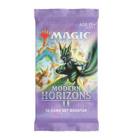 Magic The Gathering Modern Horizons 2 Set Booster Pack MTG