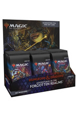 Magic The Gathering Adventures in the Forgotten Realms Set Booster Box MTG