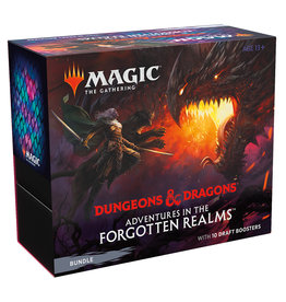 Magic The Gathering Adventures in the Forgotten Realms Bundle MTG