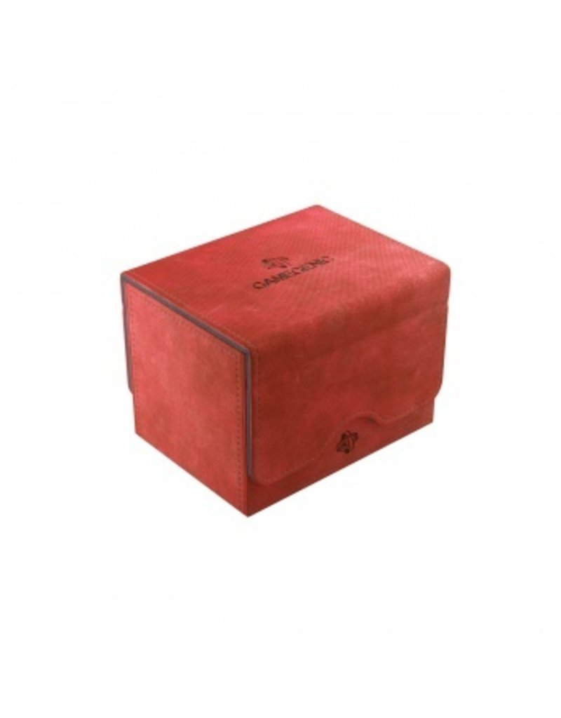 Gamegenic Gamegenic Sidekick 100+ Deck Box (Red)