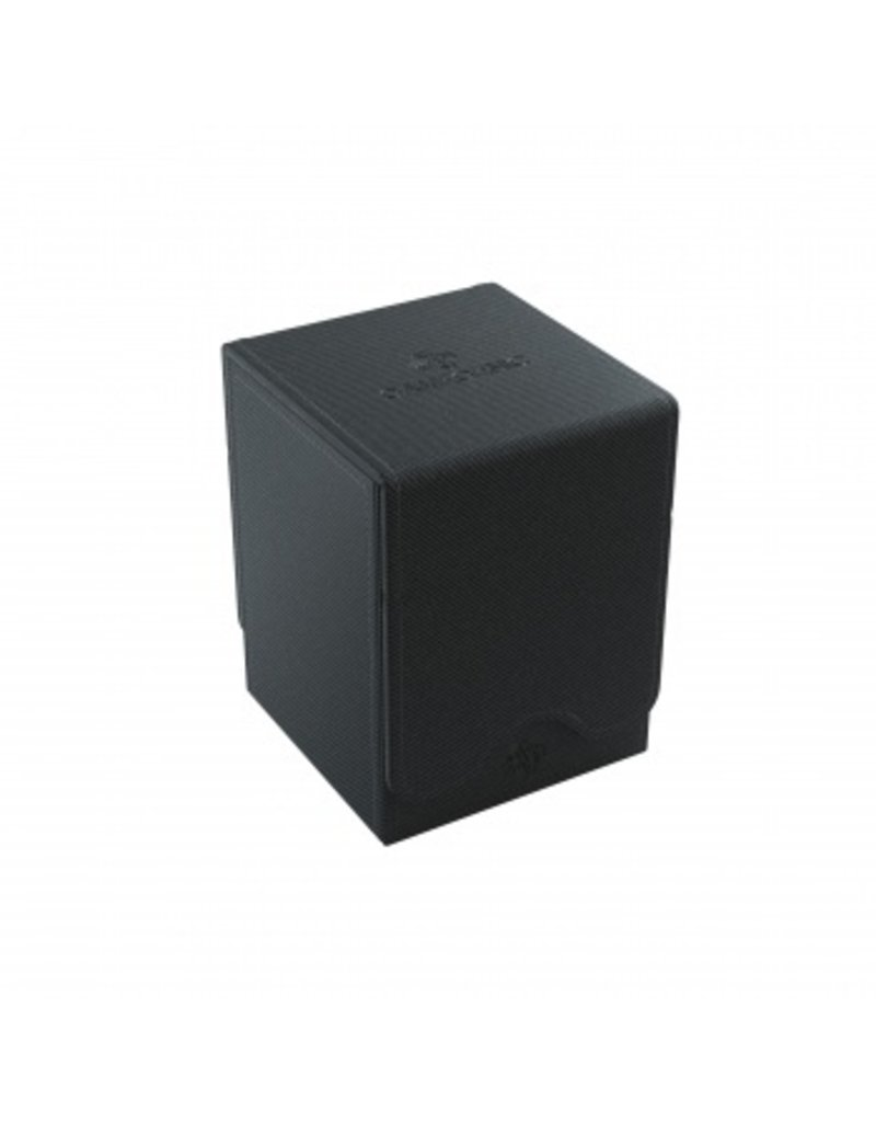 Gamegenic Gamegenic Squire 100+ Deck Box (Black)