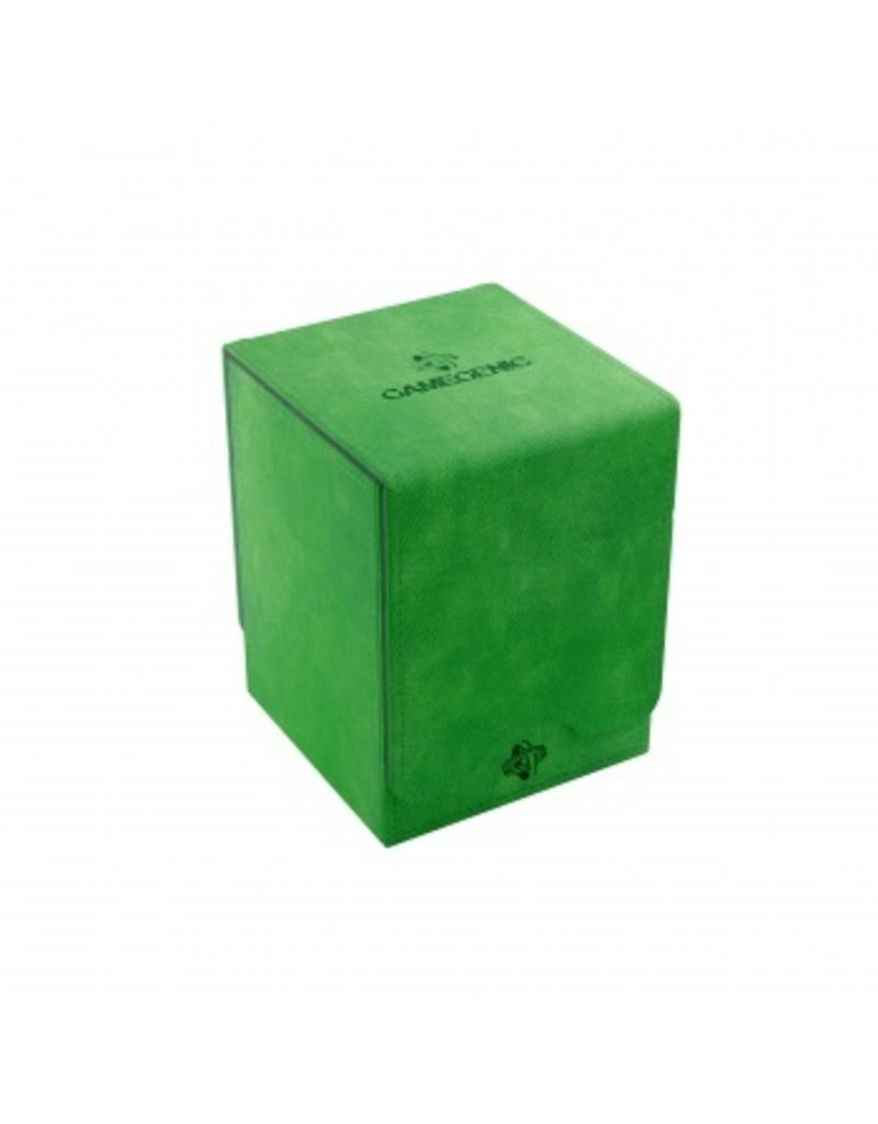 Gamegenic Gamegenic Squire 100+ Deck Box (Green)