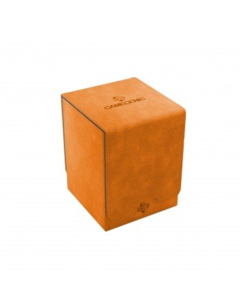 Gamegenic Gamegenic Squire 100+ Deck Box (Orange)