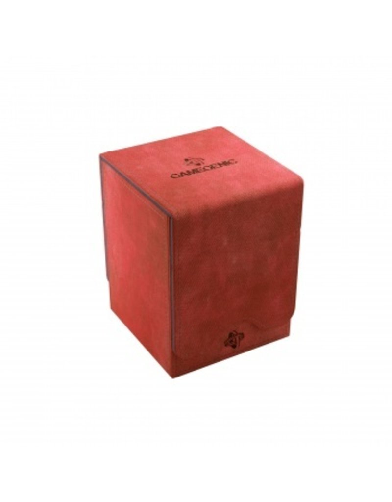 Gamegenic Gamegenic Squire 100+ Deck Box (Red)