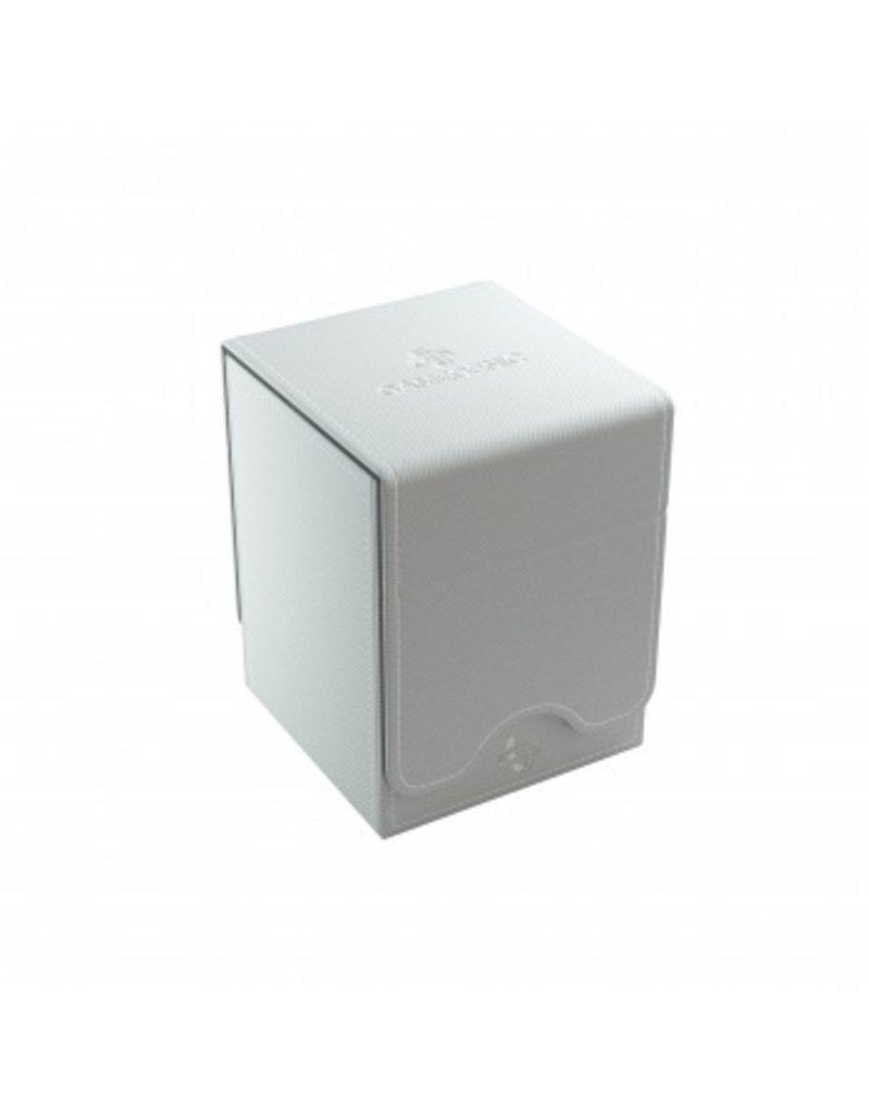 Gamegenic Gamegenic Squire 100+ Deck Box (White)