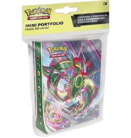 The Pokémon Company Pokemon Sword & Shield Evolving Skies Mini Portfolio + Booster