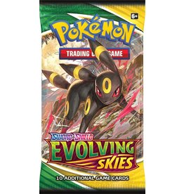 The Pokémon Company Pokemon Sword & Shield Evolving Skies Booster Pack