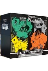 The Pokémon Company Pokemon Sword & Shield Evolving Skies Elite Trainer Box V1