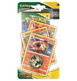The Pokémon Company Pokemon Sword & Shield Evolving Skies Premium Checklane Emboar