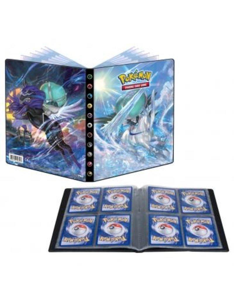 The Pokémon Company Pokemon Sword and Shield Chilling Reign 4-Pocket Portfolio