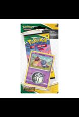 The Pokémon Company Pokemon Sword & Shield Evolving Skies Checklane Blister - Galarian Slowpoke