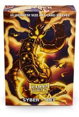 Dragon Shield Dragon Shield Art Small Sleeves Syber (60)