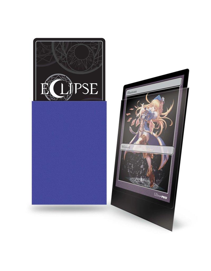 Ultra Pro Eclipse Small Matte Sleeves Royal Purple Ultra Pro