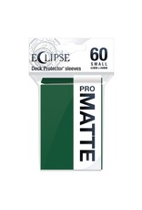 Ultra Pro Eclipse Small Matte Sleeves - Forest Green Ultra Pro