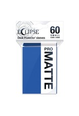 Ultra Pro Eclipse Small Matte Sleeves - Pacific Blue Ultra Pro