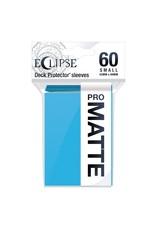 Ultra Pro Eclipse Small Matte Sleeves - Sky Blue Ultra Pro