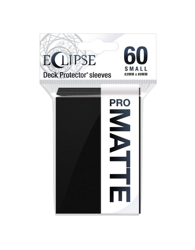 Ultra Pro Eclipse Small Matte Sleeves - Jet Black Ultra Pro