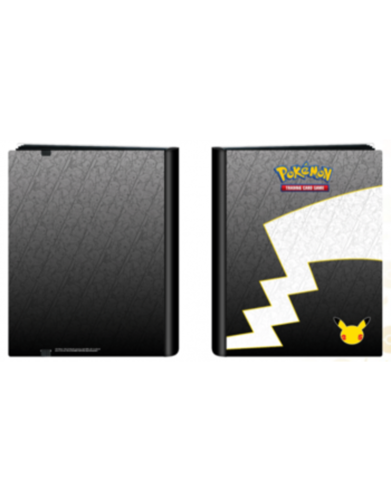 The Pokémon Company Pokemon 25th Anniversary 9-Pocket Pro-Binder Ultra Pro