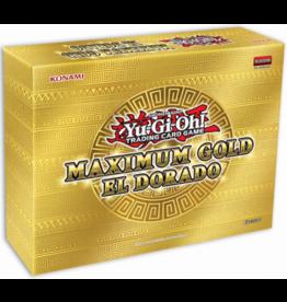 Yu-Gi-Oh! Maximum Gold El Dorado Lid Box Yu-Gi-Oh!