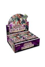 Yu-Gi-Oh! Burst of Destiny Booster Box Yu-Gi-Oh!