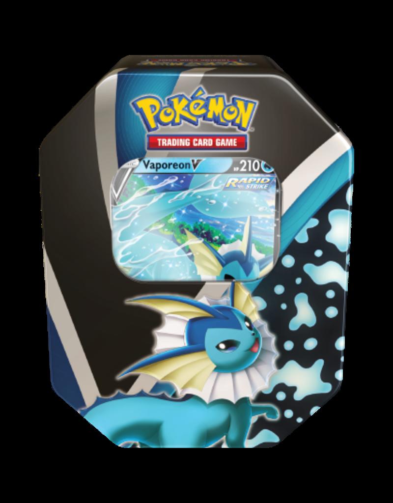The Pokémon Company Pokemon Sword & Shield Fall Tin Vaporeon V