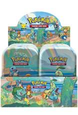 The Pokémon Company Pokemon 25th Celebrations Mini Tin (Set of 8)