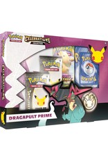 The Pokémon Company Pokemon 25th Celebrations Box Dragapult Prime