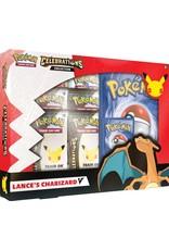 The Pokémon Company Pokemon 25th Celebrations V Collection Lance's Charizard