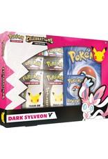 The Pokémon Company Pokemon 25th Celebrations V Collection Dark Sylveon