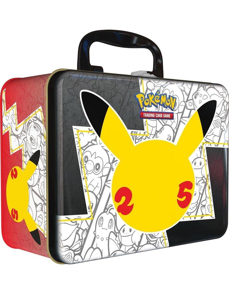 The Pokémon Company Pokemon 25th Celebrations Collectors Chest
