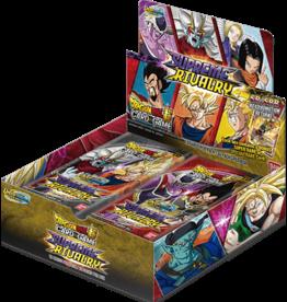 Dragon Ball Super Card Game Dragon Ball SCG S13 Unison Warrior Set 4 Supreme Rivalry Booster Box