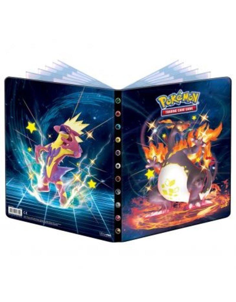 Ultra Pro Pokemon 9-Pocket Pro-Binder - Sword & Shield 4.5 Ultra Pro