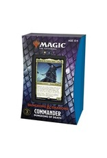 Magic The Gathering Adventures in the Forgotten Realms Commander Deck - Dungeons of Death MTG