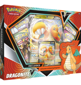 The Pokémon Company Dragonite V Box Pokemon