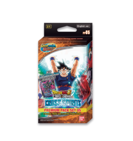 Dragon Ball Super Card Game Dragon Ball SCG Premium Pack Set 05 - Cross Spirits