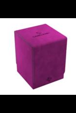 Gamegenic Gamegenic Squire 100+ Deck Box (Purple)