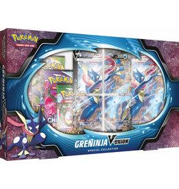 The Pokémon Company V-Union Special Collection - Greninja Pokemon