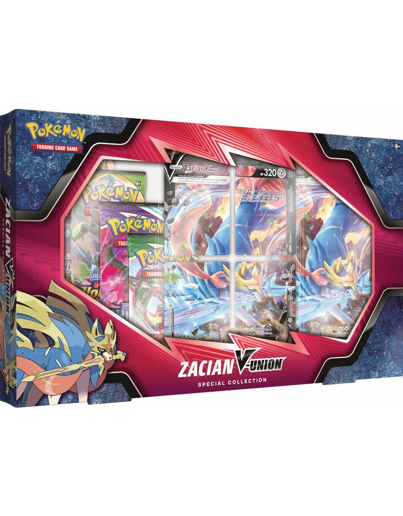 The Pokémon Company V-Union Special Collection - Zacian Pokemon