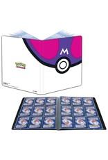 Ultra Pro Pokemon 9-Pocket Portfolio - Master Ball Ultra Pro