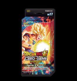 Dragon Ball Super Card Game Dragon Ball SCG Expansion Set 17 Saiyan Boost