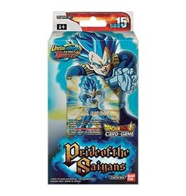 Dragon Ball Super Card Game Dragon Ball Super Starter Deck 15 - Pride of the Saiyans