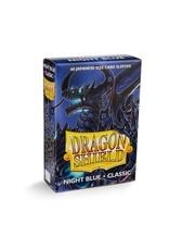 Dragon Shield Dragon Shield Small Classic Sleeves - Night Blue (60)