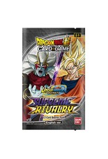Dragon Ball Super Card Game Dragon Ball SCG S13 Unison Warrior Set 4 Supreme Rivalry Booster Pack