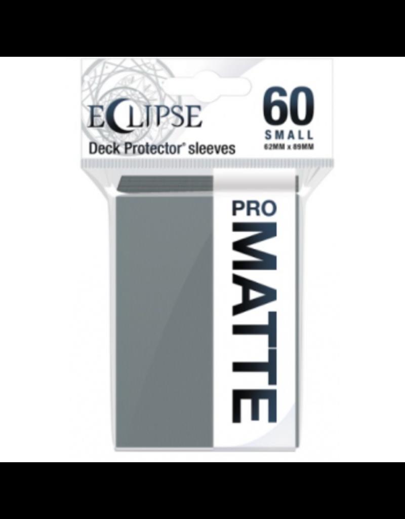 Ultra Pro Eclipse Small Matte Sleeves - Smoke Grey Ultra Pro