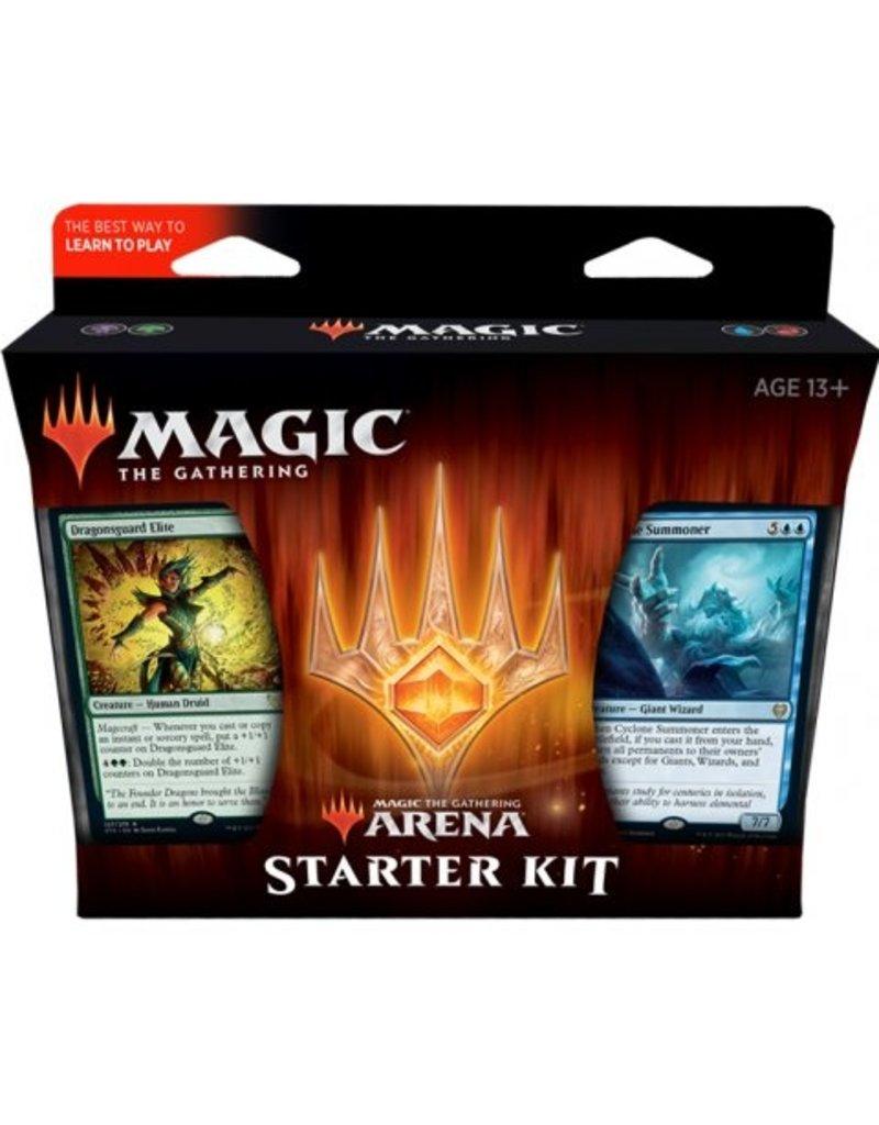 Magic The Gathering Arena Starter Kit 2021 MTG